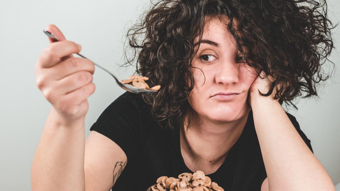 razones por las que te frustras en una dieta